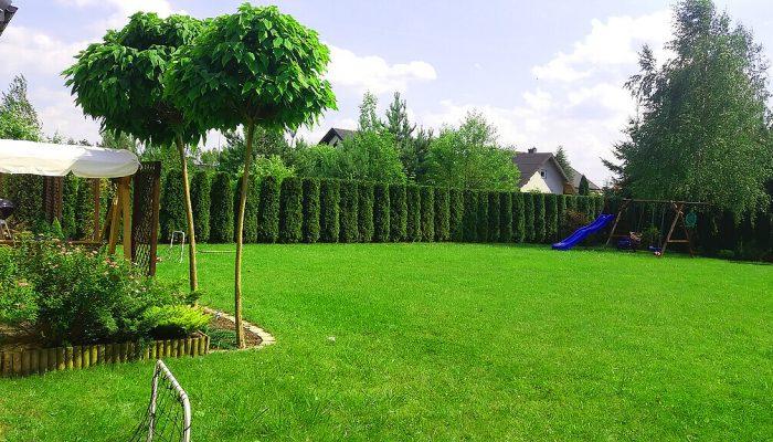 ogrody warszawy