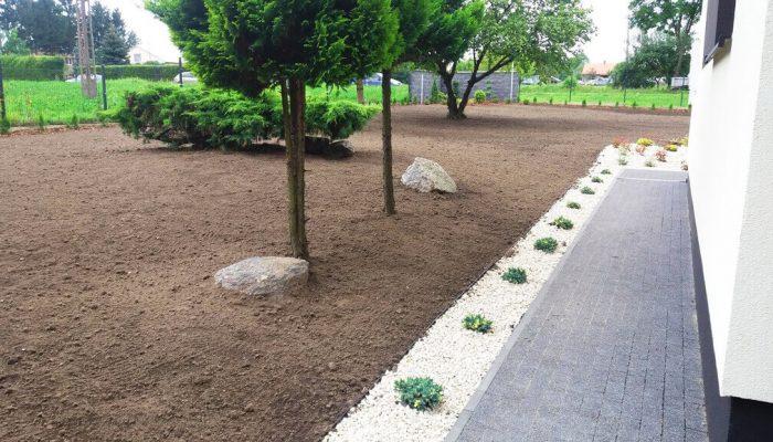 Zakładanie ogrodu od podstaw