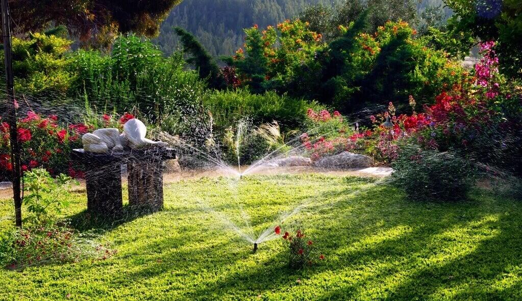 systemy nawadniające ogrody