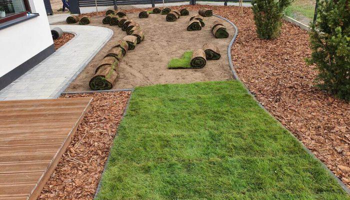 trawnik z rolki warszawa