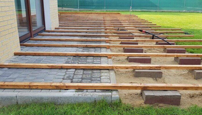 budowa tarasu warszawa